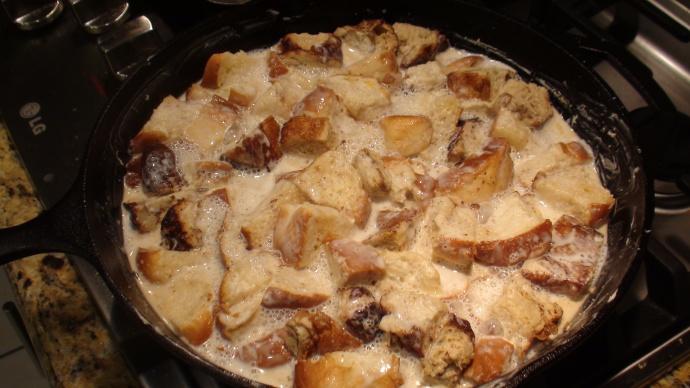 Hawaiian Bread Pudding